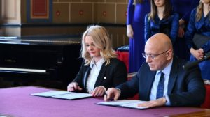 Потписана Повеља о српском културном простору