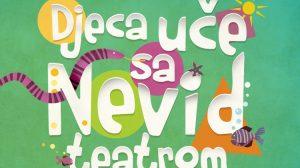 Djeca uče sa Nevid teatrom